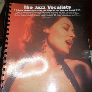 The Jazz Vocalist  USA版 英語表記