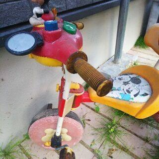 ミッキー三輪車 - 売ります・あげます