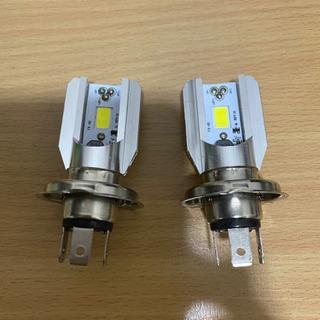 H4 LEDランプ 注意