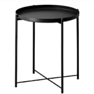 取引先決定済  IKEAのサイドテーブル 訳あり