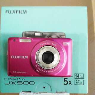 フジフイルム  FUJIFILM  FinePix JX500...