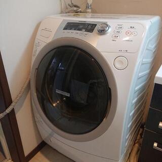 【取引中の為、停止中】ドラム式洗濯機 東芝TW-G500L