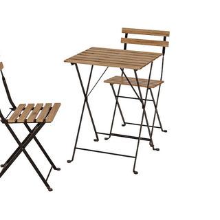 決まりました。IKEAのガーテンテーブル1000円