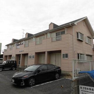 オーナーチェンジ 売アパート 2800万円 テラスハウス 駐車場付き