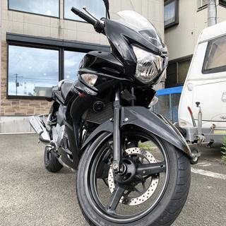 SUZUKI GSR250F