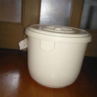 漬け物樽 3個