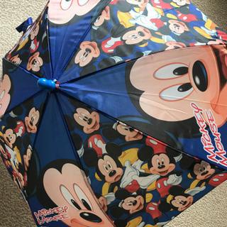ミッキー 子供 キッズ 傘