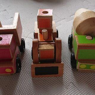 ベビー~幼児用 4万円相当の「木製おもちゃ 10点」 №5画像