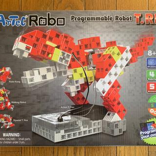 アーテックロボT.REX プログラミング アーテックブロック