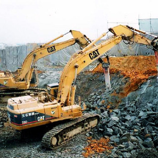 急募❗️ 単価アップ❗️福島県白河市 大型ブレーカーオペ