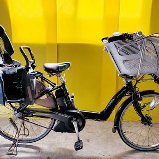 ③608番 電動自転車✨ PAS リトルモア‼️