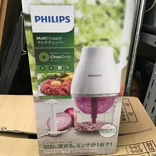 PHILIPS フードプロセッサー