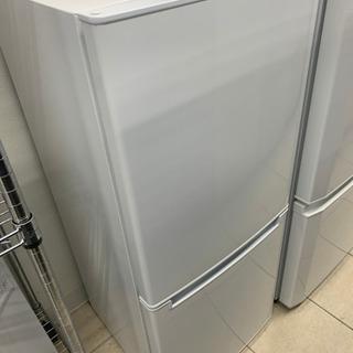 ニトリ 2ドア 冷蔵庫 NTR-106 106L 2018…