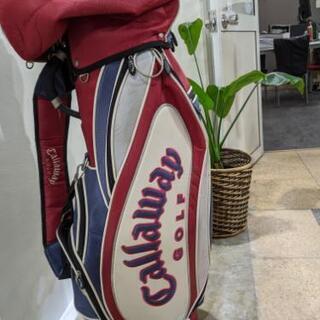 値段交渉可能 ゴルフバッグ  中古
