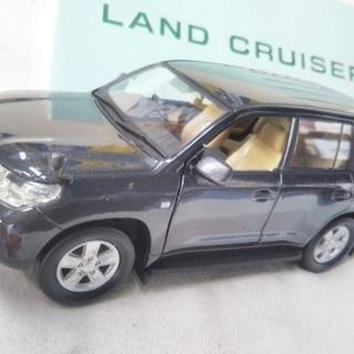 【模型玩具】200 ランクル 200系 グレーメタリック 灰色 ...