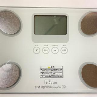 体重計 タニタ 体組成計 FS1017301