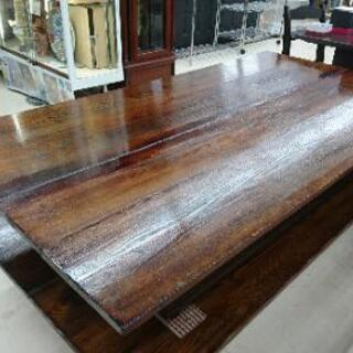 漆塗り ローテーブル