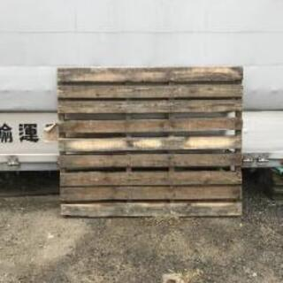 木製 パレット 10円