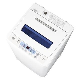 【説明書付き】【無料】アクア洗濯機