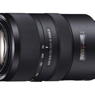 中古【カメラレンズ】SONY 70-300mm F4.5-5.6...