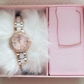 エンジェルハートの腕時計 ★ほぼ未使用品★