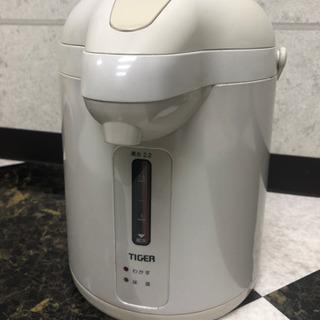 タイガー湯沸かしポット