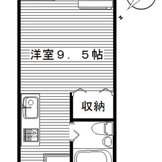 ★ワンルーム×6部屋~8部屋★ 社員寮などに 1棟貸しです