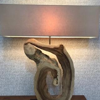デザイン照明 O'thentique オーセンティック 流木フロ...