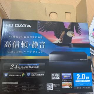 新品未使用 録画機器 1-0 DATE AVHD-AUT2…