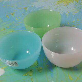 ガラス小鉢3つセット
