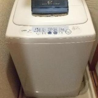 【取引中】7/11までの搬出希望 東芝 洗濯機