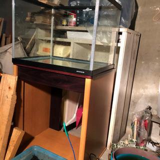 水槽と水槽台