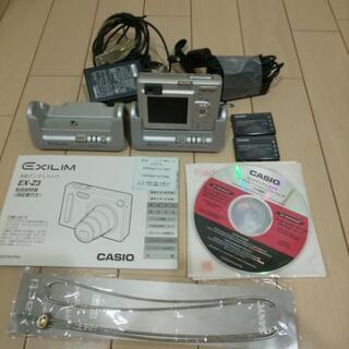 CASIO EXILIM EX-Z3  デジタルカメラ
