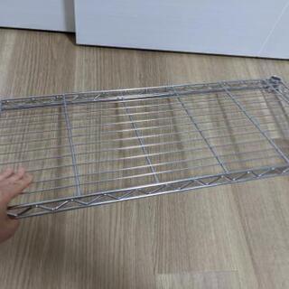 アイリスオーヤマ メタルラック棚板 30×70cm