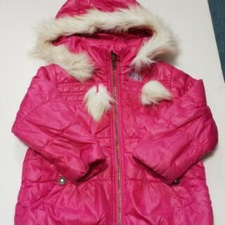 子供服 女の子 90サイズ ジャンパー ジャケット ピンク