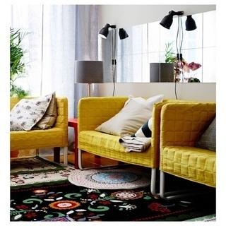 IKEAの貼る鏡30×30センチ4枚入り 新品未開封