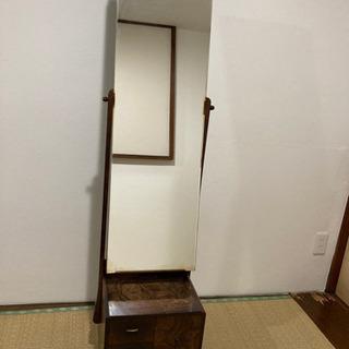 レトロ鏡台 ドレッサー 昭和 アンティーク − 東京都