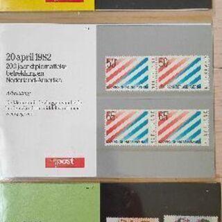 外国の切手