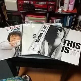 邦楽レコード LP10枚 シングル7枚 あげます