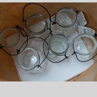 ガラス製品 キャンドルスタンド、金魚鉢など