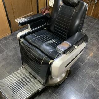 中古 理容椅子 タカラ TAKARA 2脚
