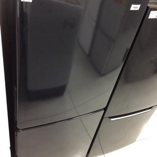 【トレファク】2ドア冷蔵庫 Haier JR-NF148B アウ...