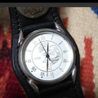 お値下げしました!!ココペリ 腕時計