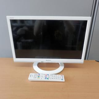 液晶テレビ 19V 2015年製 シャープ LC-19K30 A...