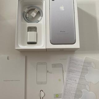 iphone充電器 箱 付属品