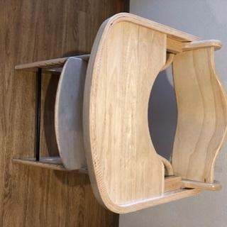 テーブル付き ベビーチェア KATOJI カトージ