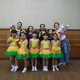 キッズダンス・ストレッチクラス 生徒募集中!@小平・一橋学園