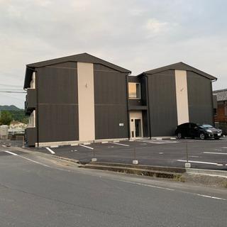 湖南市 三雲 新築アパート 2020年7月竣工