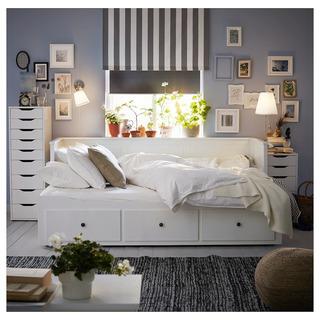IKEA HEMNES ヘムネス デイベッドフレーム