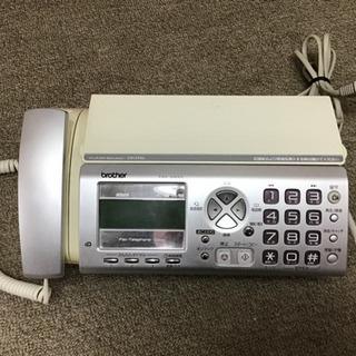ブラザー電話機 faxー330DL